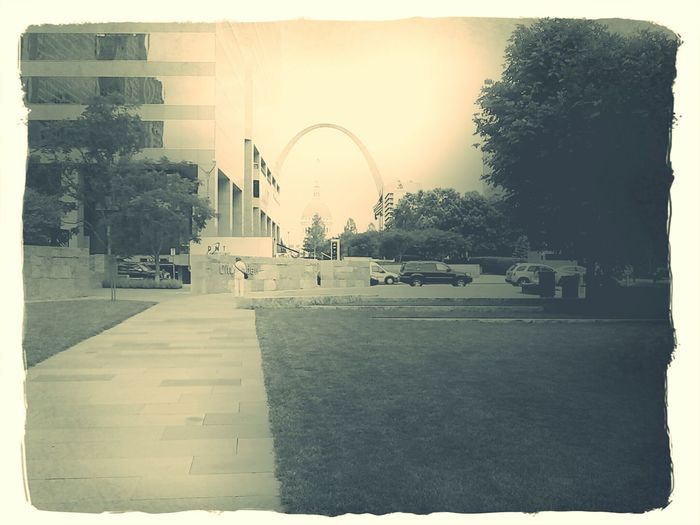 St. Louis The St. Louis Arch Downtown View Popular Photos