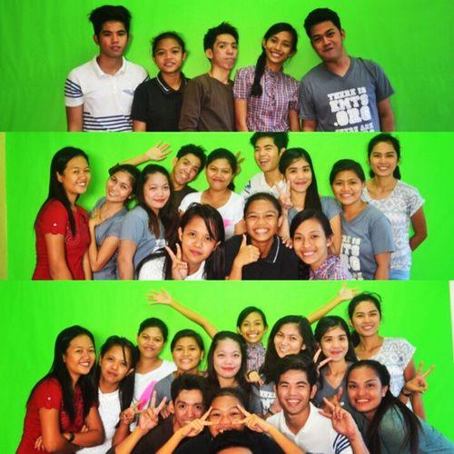 Chroma peeps :) Greenscreen Emt Happydays