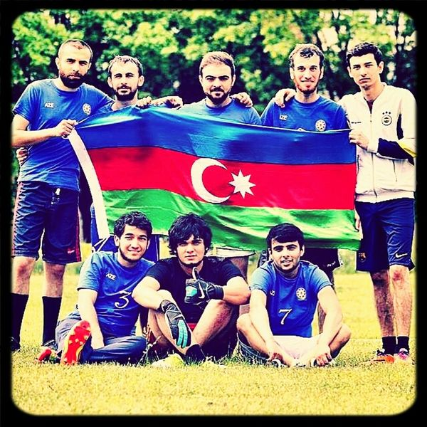 Latvia Football Life 2nd Place Medal Azerbaijan