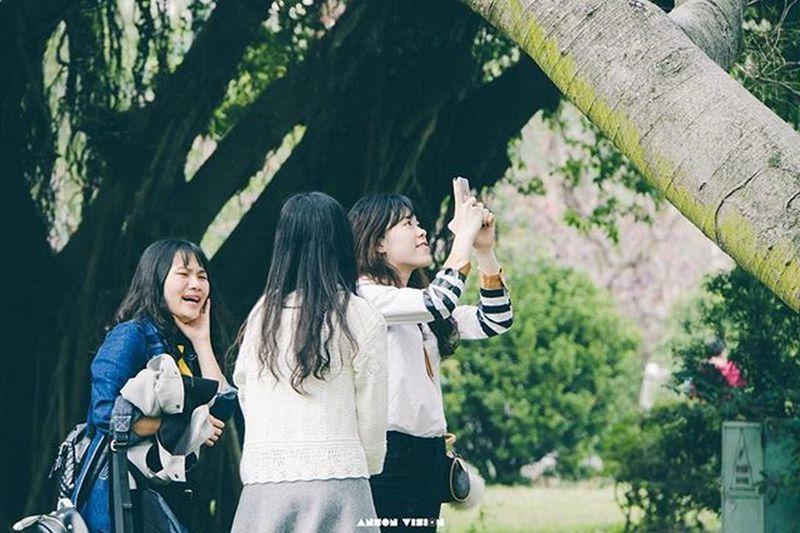 听说爱拍照的girl运气都不会太差🌚 Maoming Color Park Girl Beauty Happy Holiday