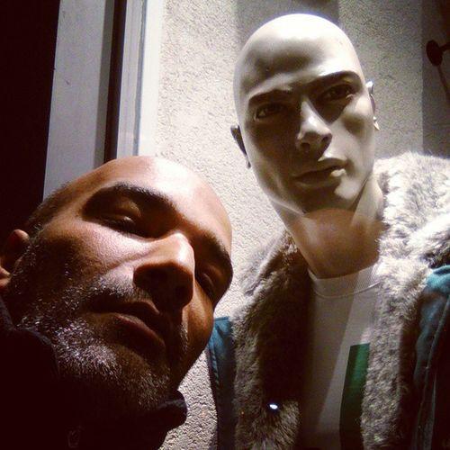 Fashion Soydance Style Black model man