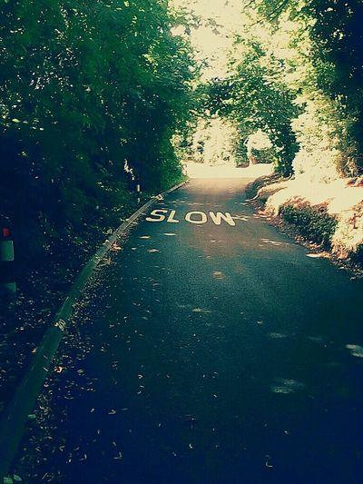 Outdoors England Countryside Weymouth Dorset Osmington Mills Summertime Roadtrip SlowDown Shadow And Light Shadowplay