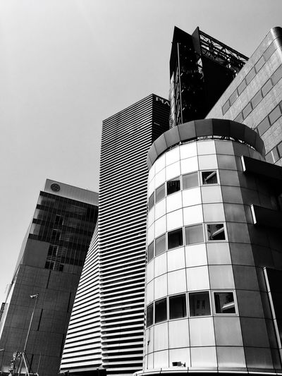 Building Exterior Built Structure Low Angle View Building Architecture Office Building Exterior Sky Skyscraper No People City