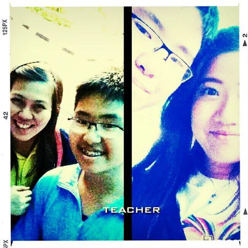 With Teacher