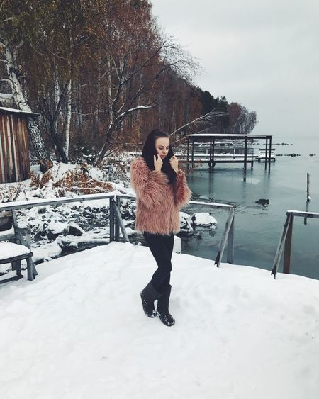 Winter Snow Lifestyles First Eyeem Photo