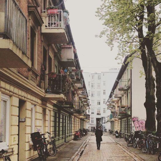 Good morning Hamburg Hamburg Beautyful  Citylife Karoviertel Morning Fridays Work Jvm Daydreamer