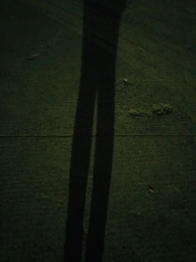 夜影 Low Section Shadow Focus On Shadow Human Leg Standing Real People One Person