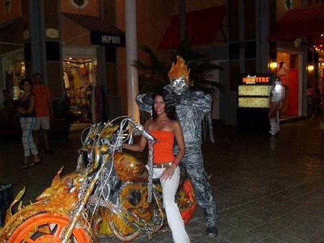 Ghostrider Cancun☀ Cancun Mexico