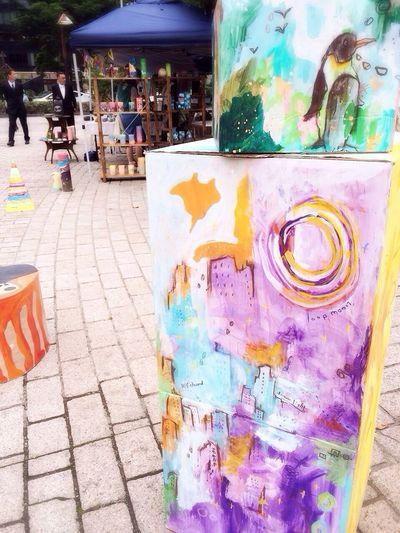 Art Sendai 仙台 勾当台公園 伊達ロックフェスティバル