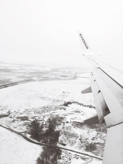 Let It Snow Budapest - Hungary Airport Airplane Flight Voyage Travel Blog Travel Photography January 2016 Living Life Passion Lovelovelove Travel