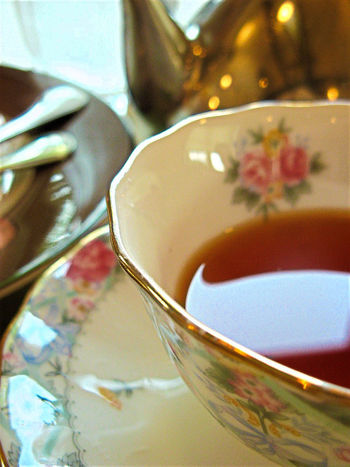 Afternoon Afternoon Tea Close-up Cup Day Drink Food Food And Drink Freshness Herbal Tea Indoors  No People Refreshment Table Tea Tea - Hot Drink Tea Cup Tea Time Teapot Teatime