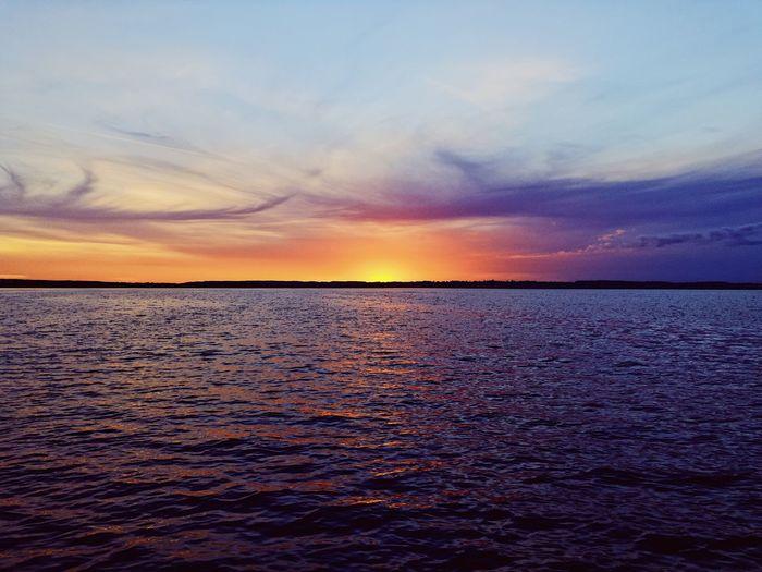 Water Sky