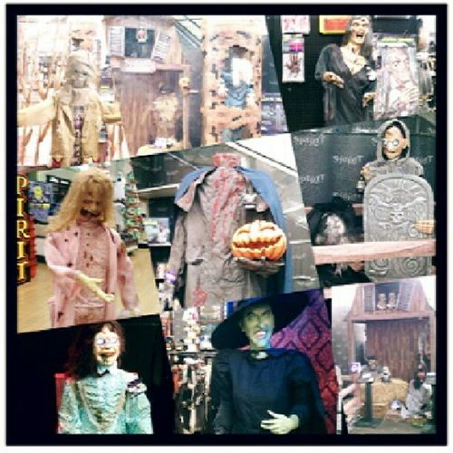 Loveeee Halloween time!