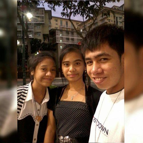 With Girlfriends Haggardobersosa na kame... T_T
