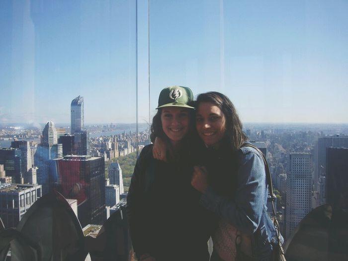 Rockfeller Building Manhattan Sister