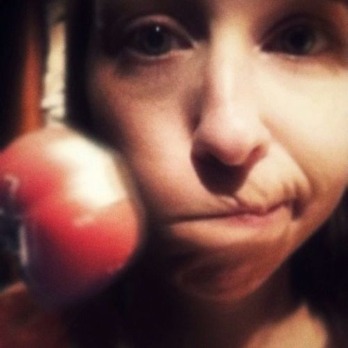 Ever Been Hit In The Face With A Tomato?