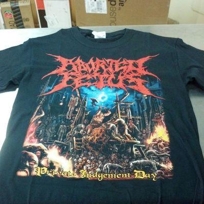 Llego la grasa el shirt de Abortedfetus Slammingbrutaldeathmetal Brutaldeathmetal Deathmetal cuiiii