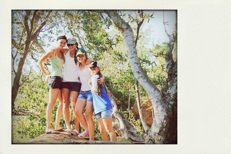 Girls Who 4x4 Adventurous Girls Nature Memories