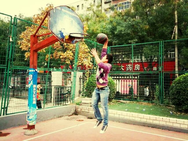 I believe I can fly..五一公园 I See It.