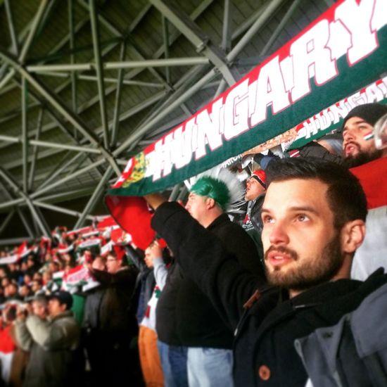 Football Hungary Hymn Flags EuropaLeague