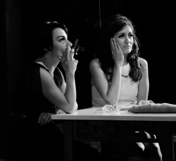 Another shot of my Play my Actresses Theater Teatro Escenario