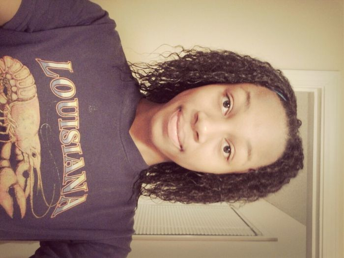 When I Washed My Hair That Day . #Fake Smile .
