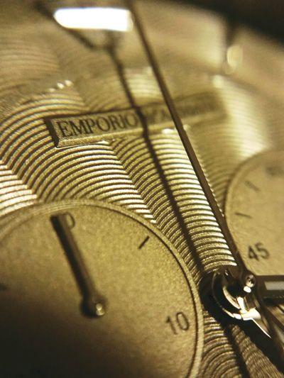 Christmas Gift Clock New Clock Armani Emporio Emporioarmani