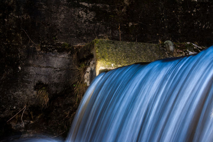 Val Vertova ValVertova Beauty In Nature Dam Day Fuel And Power Generation Hydroelectric Power Langbart Long Exposure Motion Nature No People Outdoors Power In Nature Tree Valle Vertova Vertova Water Waterfall