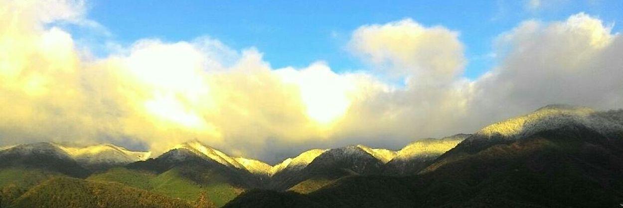 Cloud - Sky Mountain Beauty In Nature