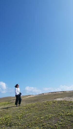 Sky Blue One