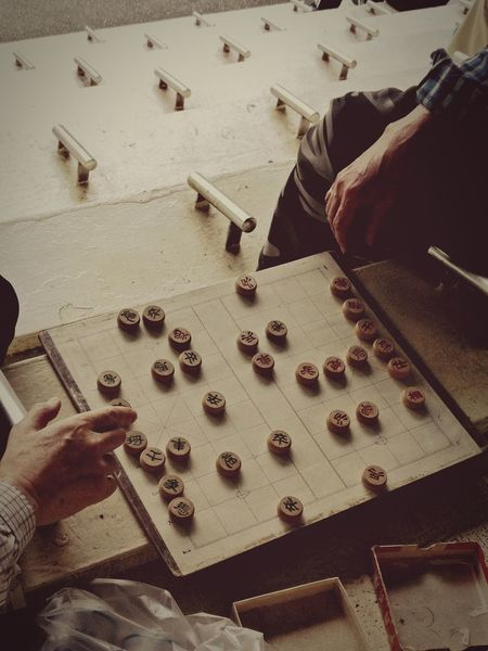 Learning xiangqi Chess Chinese Chess Evening Board Games