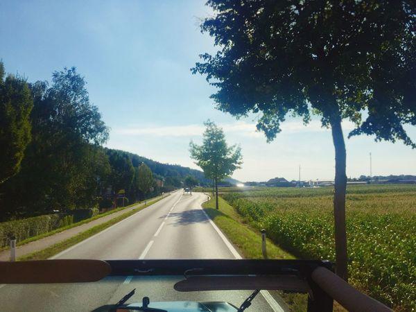 EyeEm EyeEm Best Edits IPhoneography EyeEm Best Shots Eye4photography  Faces Of Summer Jeep Cabrio Outside
