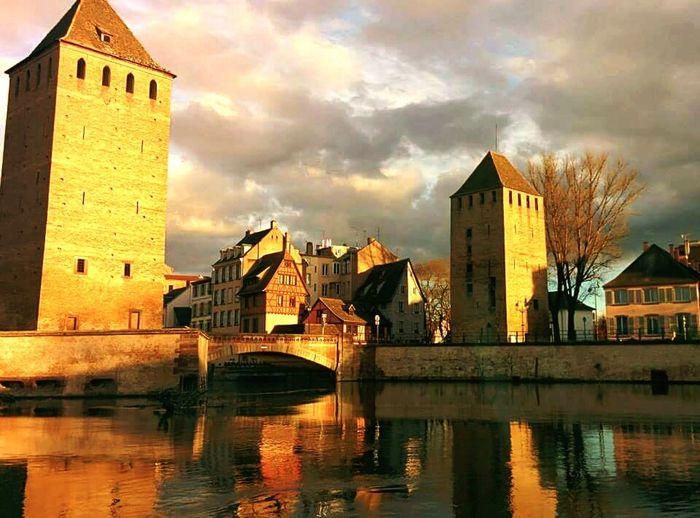 Water Architecture Ciudadesdeagua Estrasburgo Strasbourg France
