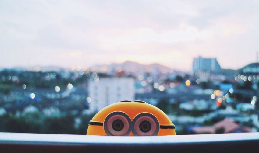 Minions EyeEm Selects Focus On Foreground Sky Water Nature Close-up No People City Day Outdoors