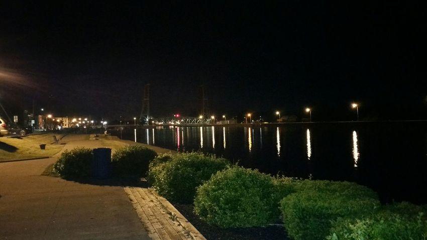 Nightphotography Port Colborne