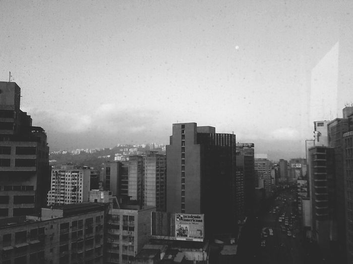 Chacao Venezuela Photography Structures Day