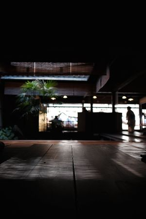 祇園祭を迎える京町家 Kyoto Machiya Traditional Regional Old Style Gion Festival Cityscapes