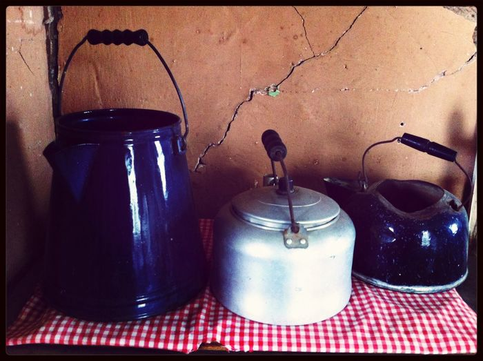 Western Kitchen artefacts-it' a Quality Time !