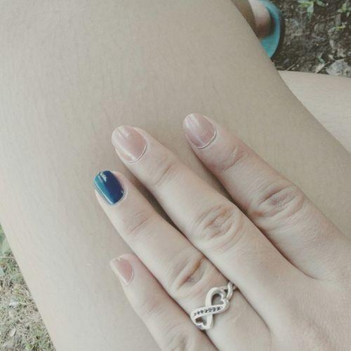 Touch of tan ft. Dark blue First Eyeem Photo