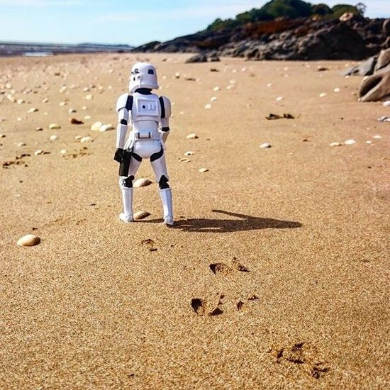 He must have walked 15 miles of deserted coastline. Mud to the left, clifs to the right but he could still see the green and pleasant land. Question is.....can he reach it! Life support system stutters........hell be baked in his suit if he doesn't find help soon. Toyphotography Toysalive Toysaremydrug Toyslagram Afosw Starwarselite @starwars_3lite Starwars Normanthetrooper Stormtrooper Starwarsblackseries Toycrewbuddies Toydiscovery @toydiscovery Toyunion Toyoutsiders @toyoutsiders Zifu_toys Toptoyphotos Topstarwarsphoto