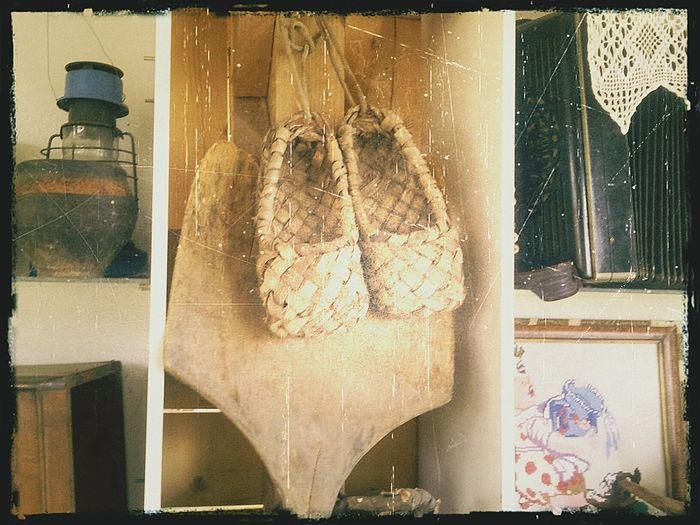 Старинная русская обувь Old Russian Shoes