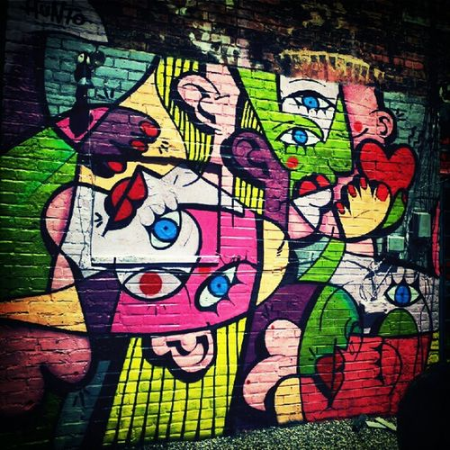Streetart Hunto