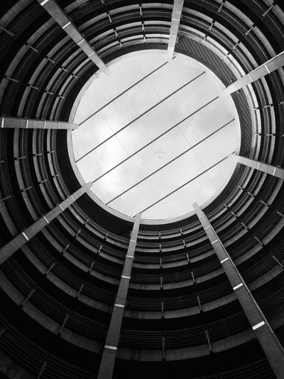 Never forget to look up Look Up Denmark Copenhagen Built Structure Architecture Pattern Indoors  Low Angle View Circle The Architect - 2018 EyeEm Awards