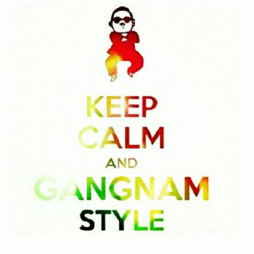 Yep... Psy Gangamstyle