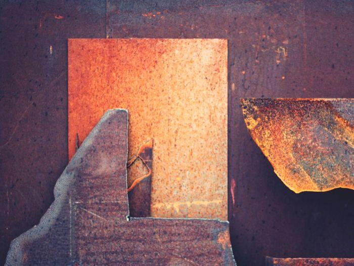 Make It Yourself Rust Metal On Metal
