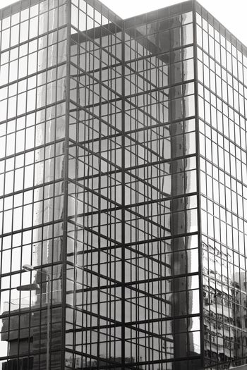 Architecture No People Modern Hong Kong Black And White Outdoors Tim Wong Sony