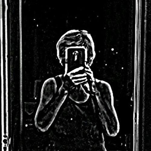 OMG, this is like my first selfie like EVERRR! Sundayselfie Iwokeuplikethis Blackandwhite Whitesunday Blackandwhitephotography NewPhone FX Androidian Gmfm_0193