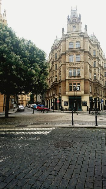 Prague Architecture Tree