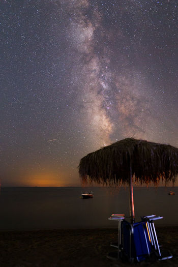 WeekOnEyeEm Astronomy Beach Beauty In Nature Galaxy Horizon Over Water Milky Way Nature Night No People Outdoors Scenics Sea Sky Star - Space Sunset Tranquil Scene Tranquility Water The Week On EyeEm
