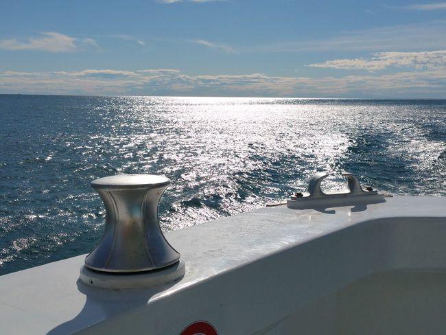 Ballade en mer cote italienne Bateaux Mer
